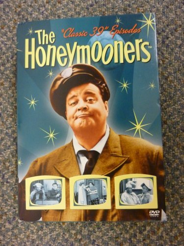 Honeymooners 39 Episodes