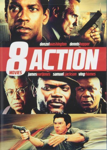 Vol. 8 8 Movie Action Ws Nr 2 DVD