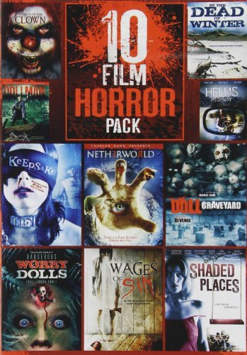 Vol. 3 10 Film Horror Pack 10 Film Horror Pack Nr 2 DVD
