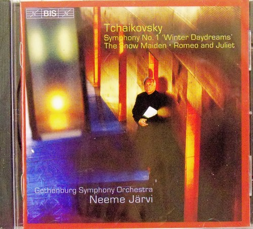 Tchaikovsky Symphony No. 1 Winter Daydreams The Jarvi Neeme