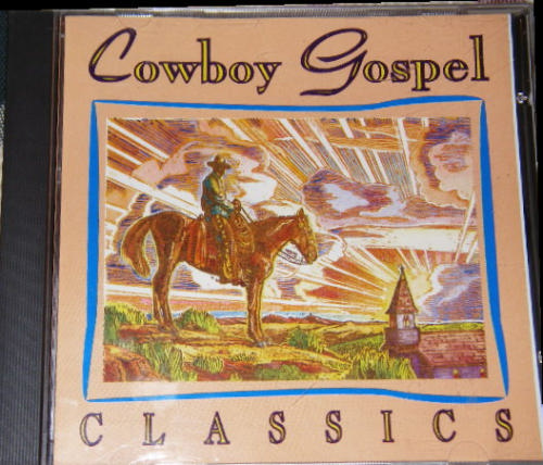 Various Artists Cowboy Gospel Classics