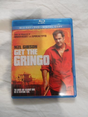 Get The Gringo Gibson Stormare Blu Ray DVD Dc