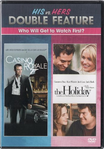 Casino Royale Holiday His N' Hers Double Feature