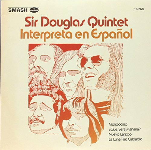 Sir Douglas Quintet Interpreta En Espanol 7 Inch Single