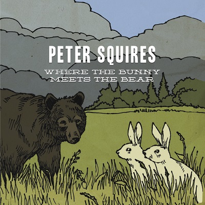 Peter Squires Where The Bunny Meets The Bear Local