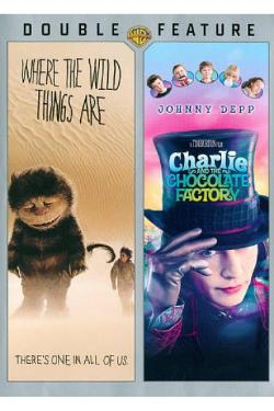 Where The Wild Things Are Charlie & The Chocolate Double Feature
