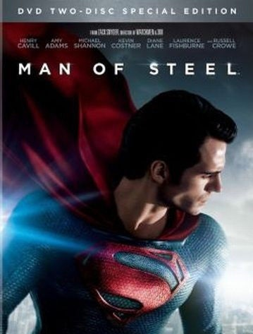 Man Of Steel Cavill Adams Shannon Costner