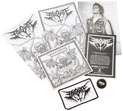 Fetid Zombie Holy Destroyer Digipak