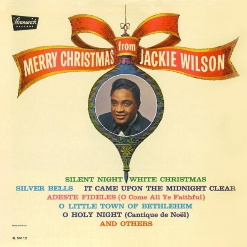 Jackie Wilson Merry Christmas From Jackie Wi