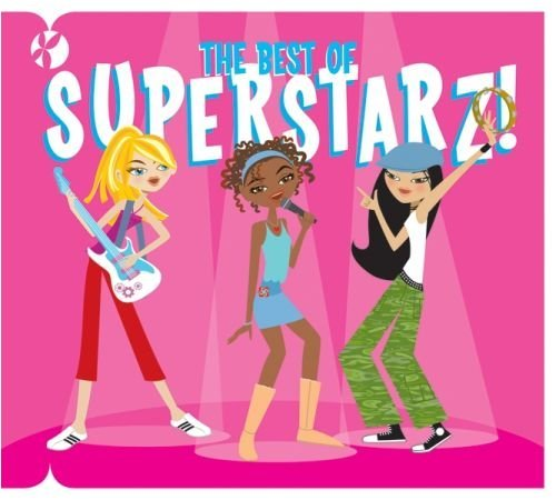 Superstarz Kids Best Of Superstarz 2 CD