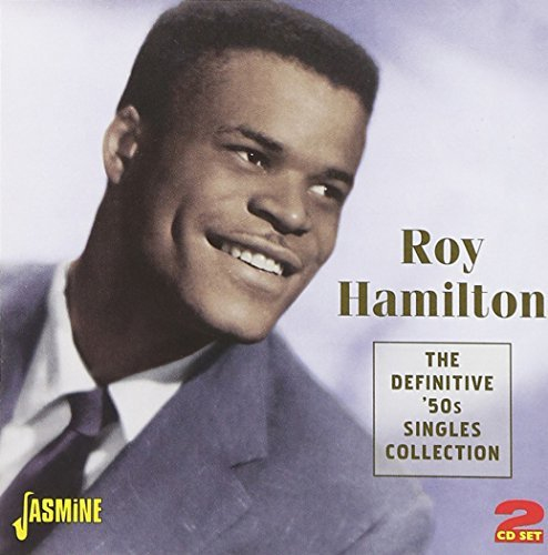 Roy Hamilton Definitive 50s Singles Collect Import Gbr 2 CD