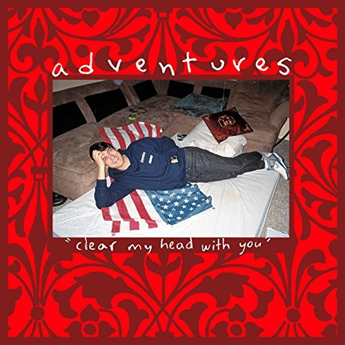 Adventures Clear My Head With You Import Gbr 7 Inch Single