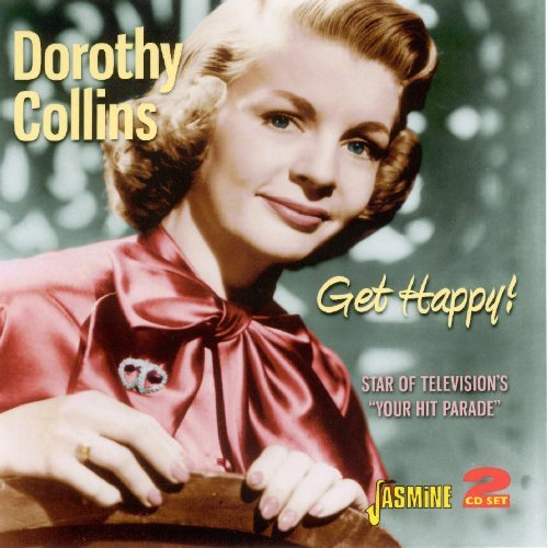 Dorothy Collins Get Happy Import Gbr 2 CD