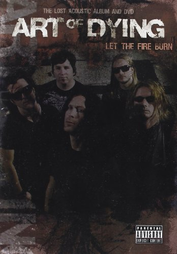 Art Of Dying Let The Fire Burn Import Can Incl. DVD