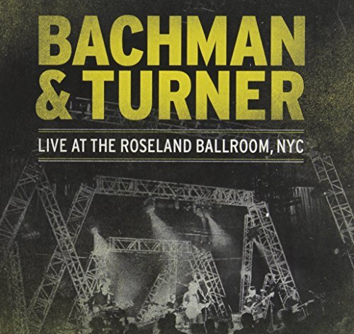 Bto ( Bachman Turner Overdrive Live At The Roseland Theatre 2 CD