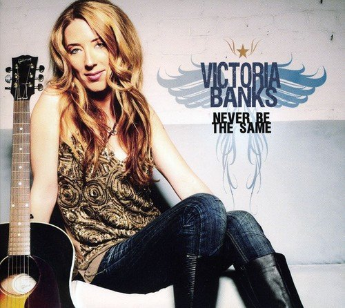 Victoria Banks Never Be The Same Import Can