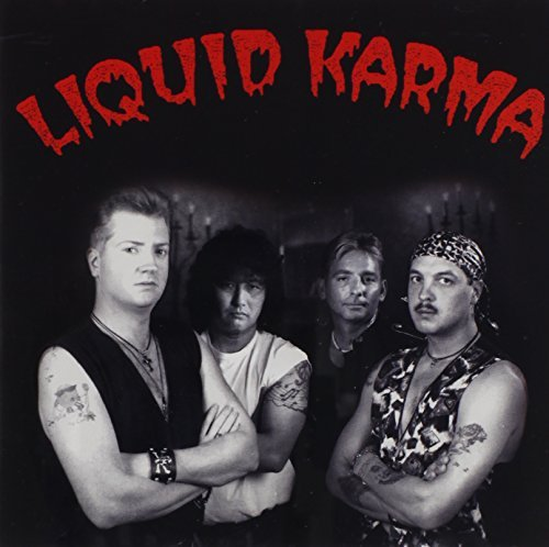 Liquid Karma Band Liquid Karma
