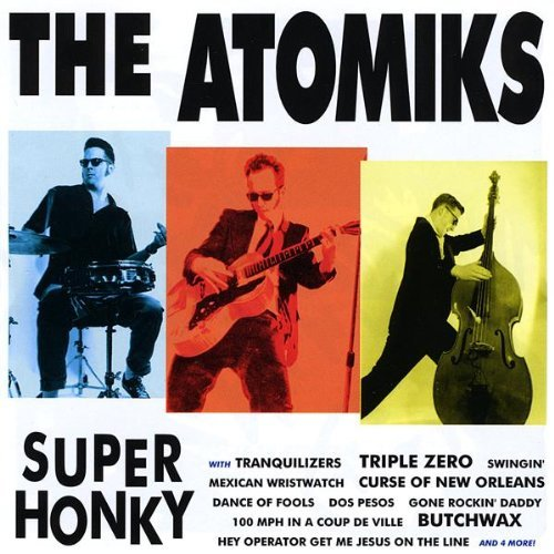 Atomiks Super Honky