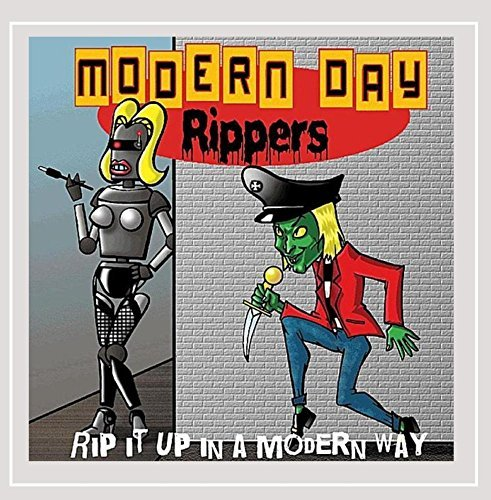 Modern Day Rippers Rip It Up In A Modern Way