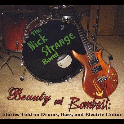 Nick Strange Band Beauty & Bombast