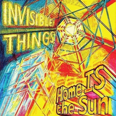 Invisible Things Home Is The Sun 2 Lp