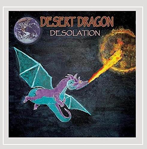 Desert Dragon Desolation CD R