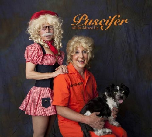 Puscifer All Re Mixed Up 2 Lp