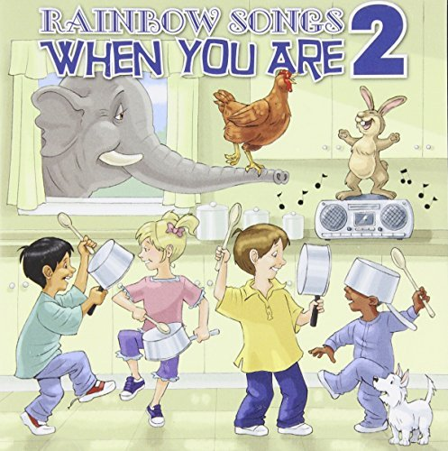 Rainbow Songs When You Are 2