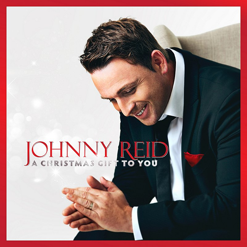 Johnny Reid Christmas Gift To You Import Can