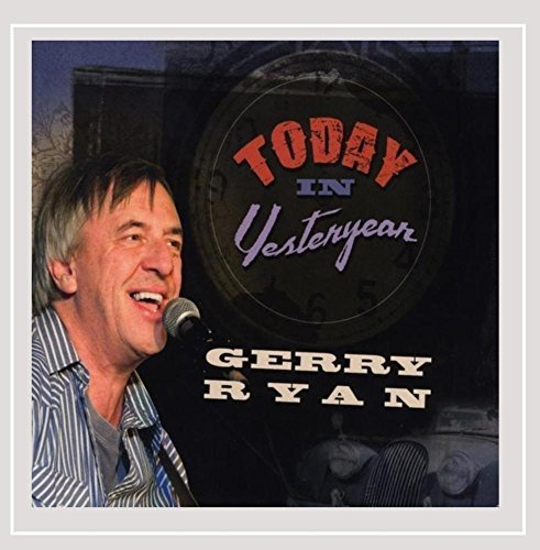 Gerry Ryan Today In Yesteryear CD R
