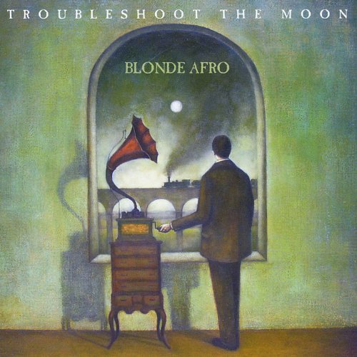 Blonde Afro Troubleshoot The Moon