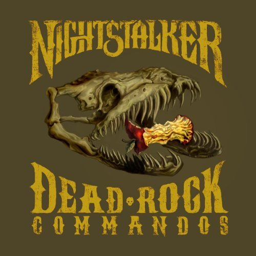 Nightstalker Dead Rock Commandos Import Eu Dead Rock Commandos
