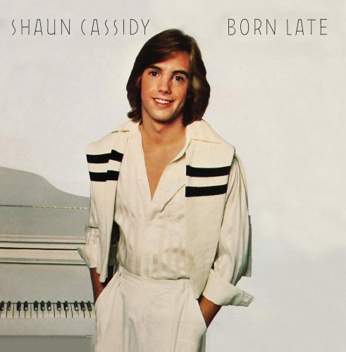 Shaun Cassidy Born Late CD R
