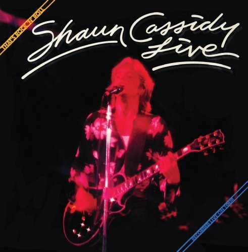 Shaun Cassidy That's Rock N Roll CD R