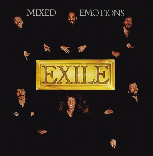 Exile Mixed Emotions CD R