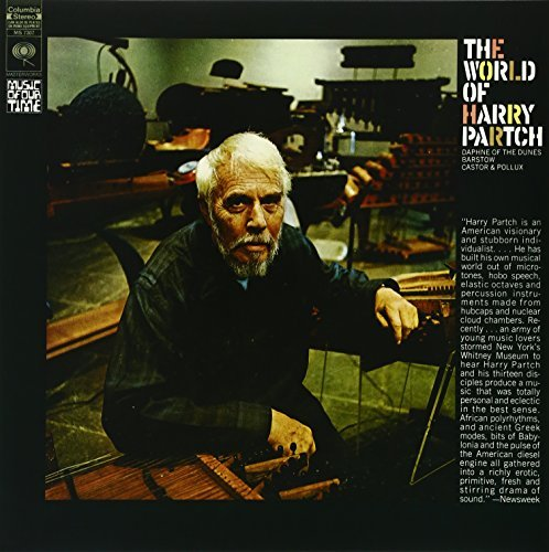 Harry Partch World Of Harry Partch 180gm Vinyl