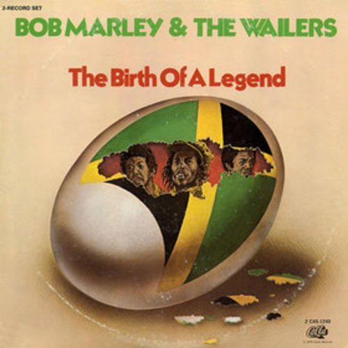 Bob Marley & The Wailers Birth Of A Legend 2 Lp
