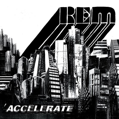 R.E.M. Accelerate 180gm Vinyl
