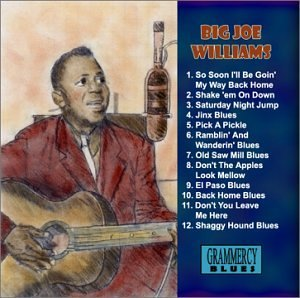 Big Joe Williams Jinx Blues