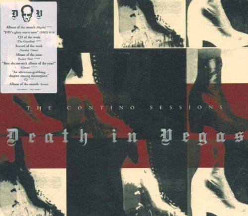 Death In Vegas Contino Sessions Import Gbr Lmtd Ed. Enhanced CD