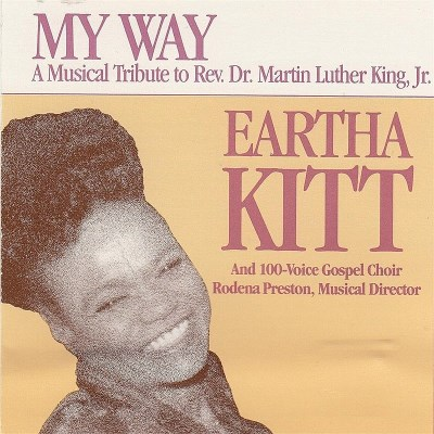 Kitt Eartha My Way