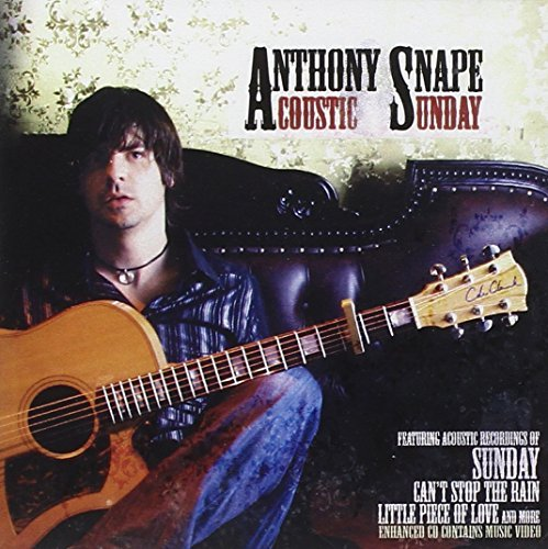Anthony Snape Acoustic Sunday