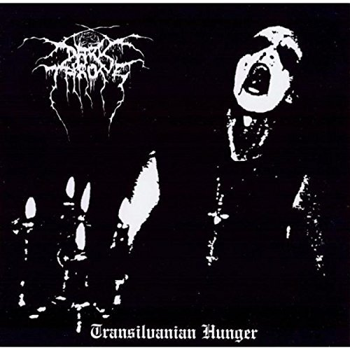Darkthrone Transilvanian Hunger 180gm Vinyl