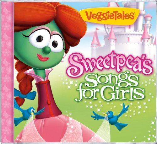 Veggietales Sweetpea's Songs For Girls