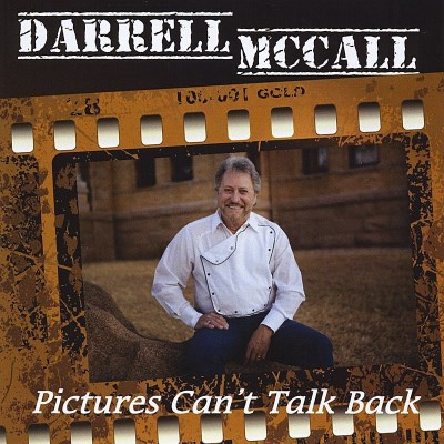 Darrell Mccall Pictures Can't Talk Back