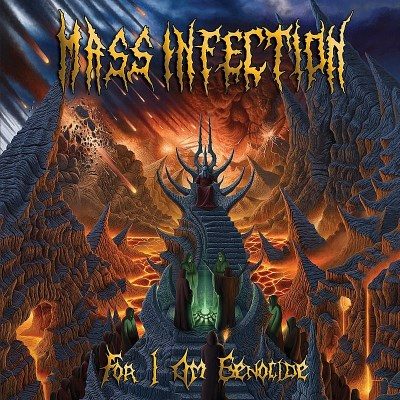 Mass Infection For I Am Genocide
