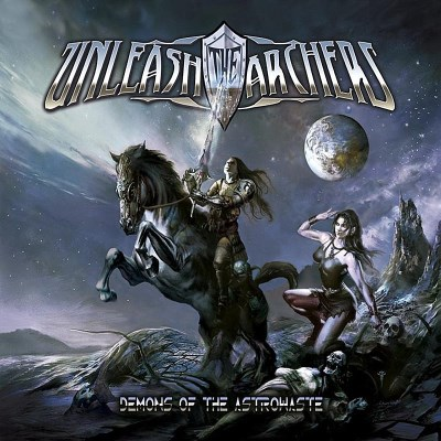 Unleash The Archers Demons Of The Astrowaste