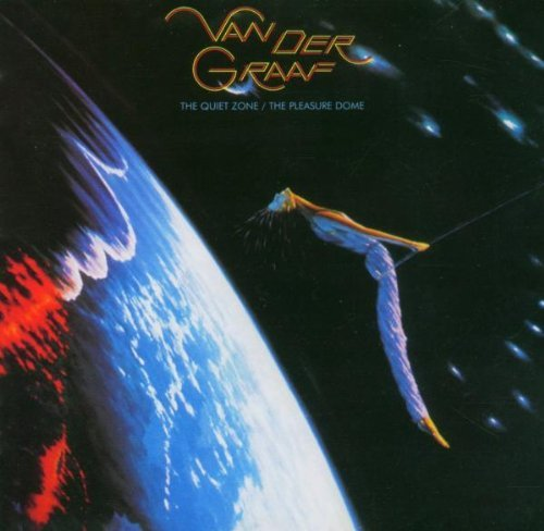 Van Der Graaf Generator Quiet Zone The Pleasure Dome Remastered Incl. Bonus Tracks
