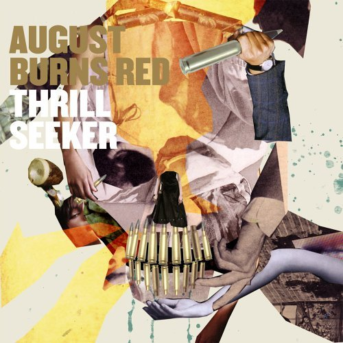 August Burns Red Thrill Seeker Enhanced CD