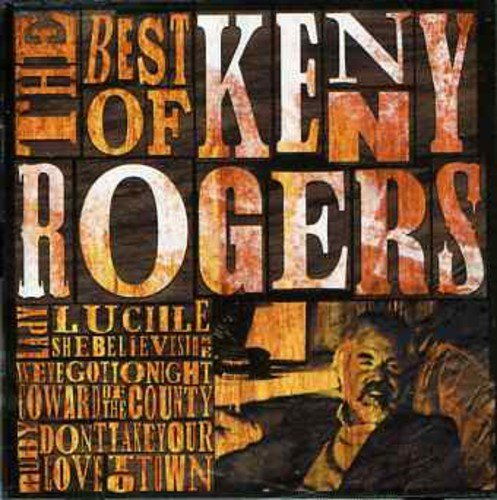 Kenny Rogers Best Of Kenny Rogers Import Gbr 2 CD